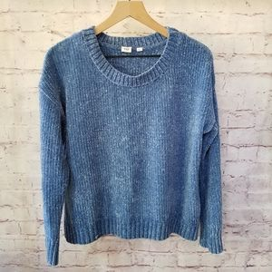 GAP Cozy & Soft Chenille Chunky Knit Sweater